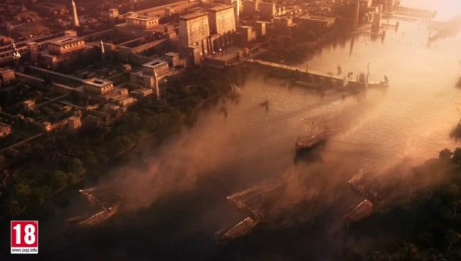 assassins creed origins cinematic trailer