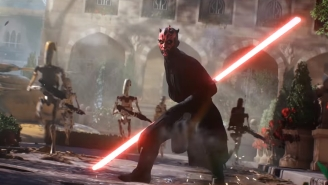 Check Out The New 'Star Wars Battlefront II' Launch Trailer And Be Thrust Into Action