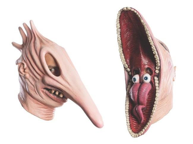 Beetlejuice Halloween Masks