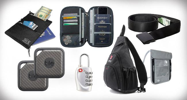 Best Anti-Theft Travel Gear
