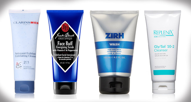 Best Mens Luxury Facial Care Products