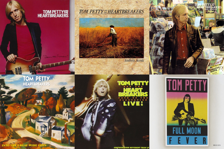 best tom petty albums
