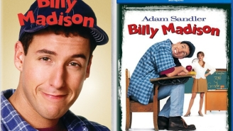 T-T-T-TODAY JUNIOR! Own Billy Madison On DVD Or Blu-ray For $5
