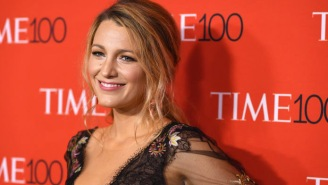 Blake Lively Had A Very Funny Take On Doing Her First Nude Scene For Her Upcoming Movie