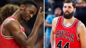 Bulls' Bobby Portis Reportedly Hospitalized Teammate Nikola Mirotic With A 'Cheap Shot To The Face'