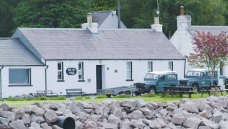 Getting To Britain's Most Remote Pub Requires An Adventure I Really Want To Take