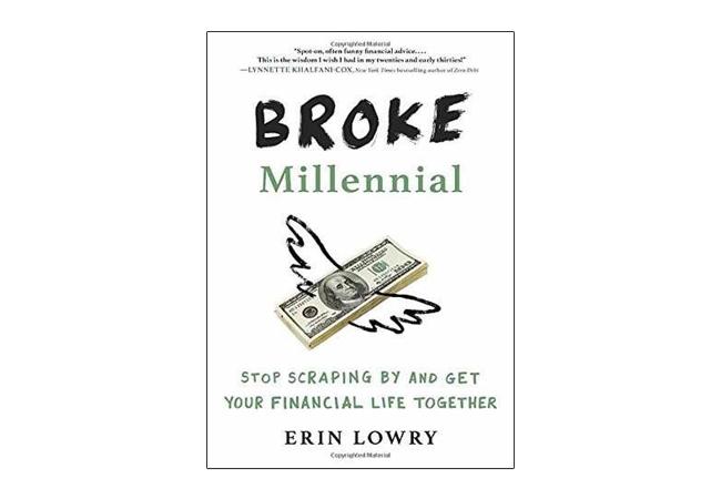 Broke Millennial Book