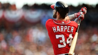Bryce Harper Unveiled Some Very Cool New Cleats Honoring His Recovering Hometown Of Las Vegas