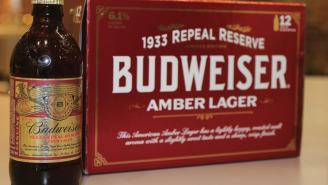 Budweiser Launches Nearly Forgotten Beer Using Pre-Prohibition Recipe Packing More Alcohol