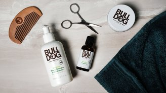 Bulldog Beard Oil And Balm Will Keep Your Face From Looking Like A Mutt's This Winter