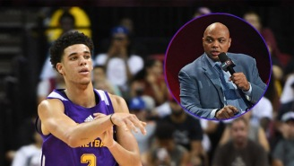 Charles Barkley On What He'd Do To Lonzo Ball On The Court: 'I Would've Been Goin' At His Head'