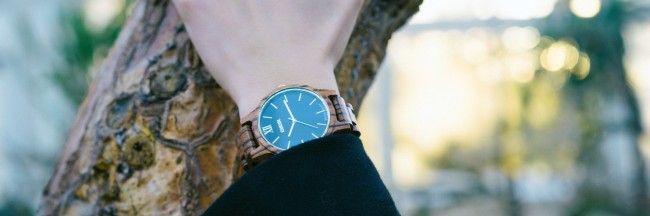 real wood watches