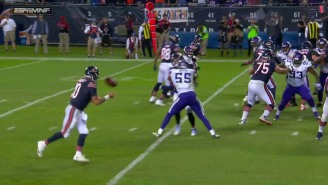 The Chicago Bears Pulled Off One Of The Wildest Two-Point Plays Ever, Blew Twitter's Mind