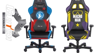Clutch Chairz Make Sick Gamer Chairs, Like These Themed After WWE Legends