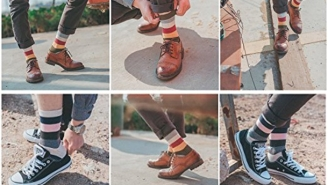 Step Up Your Sock Game With This Deal On RioRiva's Colorful Socks
