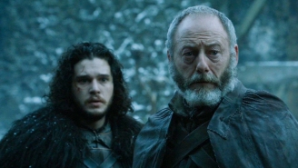 You Probably Missed This Tragic 'Game Of Thrones' Easter Egg Involving Ser Davos Seaworth