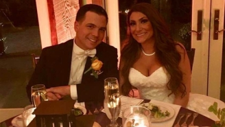 There Was A 'Jersey Shore' Reunion At Deena Cortese's Wedding Except For One Cast Member