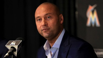 Superagent Scott Boras Takes A Cleveland Steamer On Derek Jeter's Recent Miami Marlins Decisions