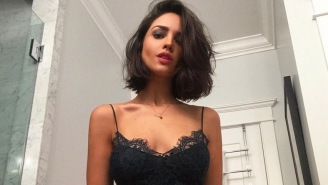 Is Eiza Gonzalez Going To Be The New Catwoman? 'Gotham City Sirens' Director Stokes The Rumors