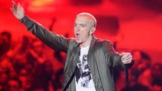 Eminem Shouts Out Colin Kaepernick In A Blistering, 5-Minute Freestyle Rap Blasting Donald Trump
