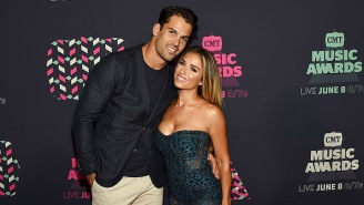 Eric Decker Fell Victim To An Evil Prank When A Male Massage Therapist Got Handsy With His Wife