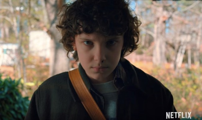 Stranger Things Season 2 Eleven