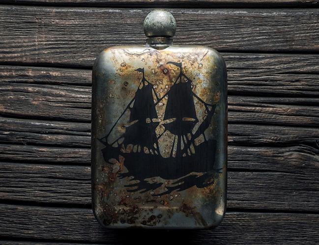 Frigate Flask
