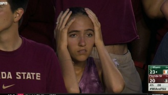 Miami Breaks The Streak And Makes FSU Fans Very Sad