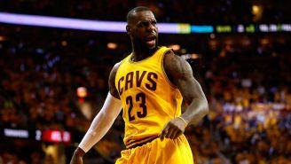 LeBron James Destroys Heckling Bulls Fan With Hilarious Burn