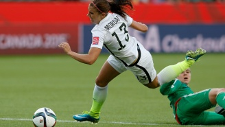 Alex Morgan And MLS Players Reportedly Cited For Trespassing At Disney World