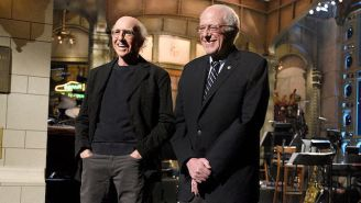 Larry David And Bernie Sanders Had The Best Reactions To Finding Out They're Cousins