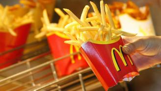 Scientists Claims Chemical In McDonald's French Fries Can Cure Baldness