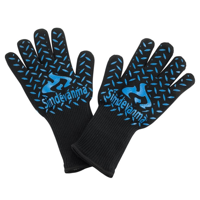 Grill Gloves Fire Resistant