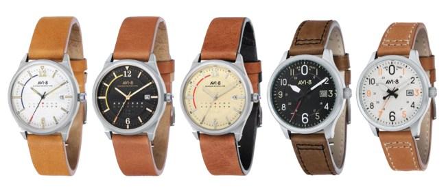 Hawker Hurricane Watches