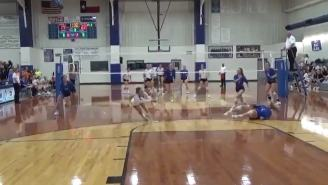 This High School Volleyball Save Is A Legit Contender For Greatest Sports Play Of The Year