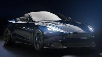 Aston Martin Teamed Up With Tom Brady To Create A $360,000 Car