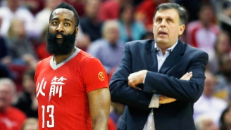 James Harden Calls Former Coach Kevin McHale A 'Clown' After McHale Ripped His Leadership Abilities