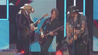 Jason Aldean, Chris Stapleton, And More Cover Tom Petty's Emotional 'I Won't Back Down'