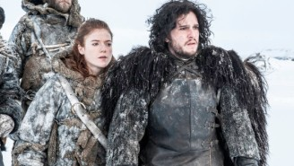 'Game Of Thrones' Will Halt Production For Jon Snow And Ygritte's Wedding