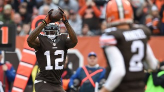 Josh Gordon Just Dropped Some Major Bombshells About His Drug Use, Rehab, Partying With Manziel