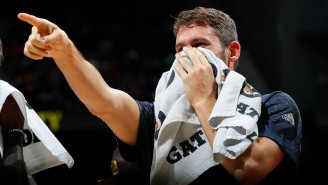 Kevin Love Drops The Mic On Cavs Teammates Who Ripped Him For Being Chubby In High School