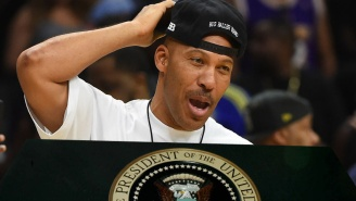 Gambling Site Gives Odds For LaVar Ball Becoming The Next President, Internet Reacts Appropriately