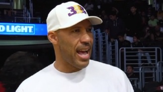 LaVar Ball Calls Out Julius Randle For Not Passing Lonzo The Ball During Crunch Time