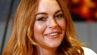 Lindsay Lohan Just Did A New Cover Shoot For A Fancy Magazine, Refuses To Fade Into Irrelevancy