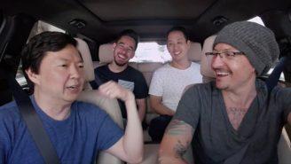 Watch Linkin Park's 'Carpool Karaoke' Episode, Filmed A Week Before Chester Bennington's Death