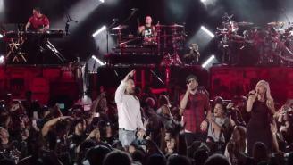 Watch Linkin Park Celebrate Chester Bennington's Life With Heartfelt Star-Studded 3-Hour Concert