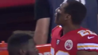Chiefs CB Marcus Peters Curses Out Hometown Fan After Giving Up TD