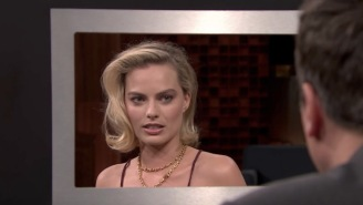 Margot Robbie Plays A Game Of 'Box Of Lies' With Fallon And Proves She's An Excellent Liar