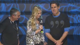 Mark Cuban Gets Fined $15K For F-Bomb, Finds Out Money Goes To Charity, Doubles Down