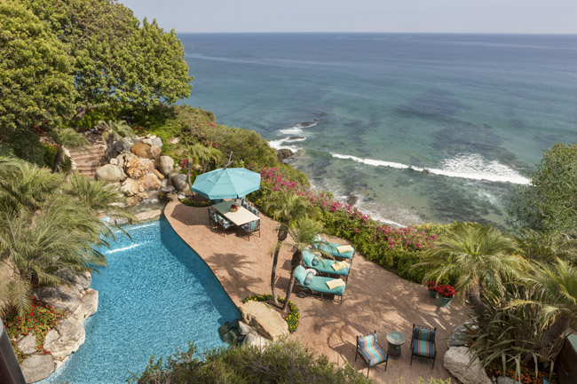 johnny carson malibu estate for sale